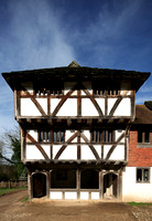 15th-century town house from Horsham, West Sussex