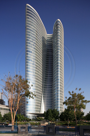 Abu Dhabi Investment Authority (ADIA), by Kohn Pedersen Fox (2008)