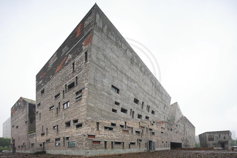 ningbo museum wang shu