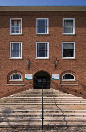 Main Entrance, Devon County Hall, Exeter