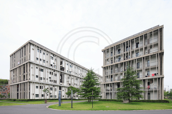 Student Dormitory, Xiangshan Campus